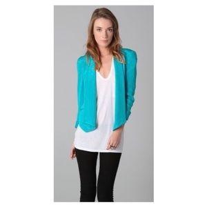 Rebecca Minkoff Becky silk jacket